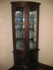 Display cabinet-F8
