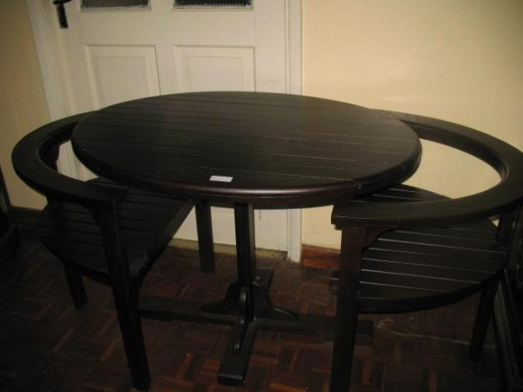 Dining table 2-seater table-J28