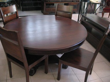 Dining table 4 seater-J46