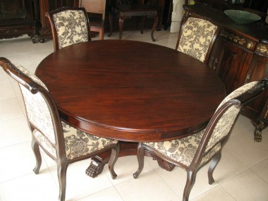 Dining table 4 seater-J55