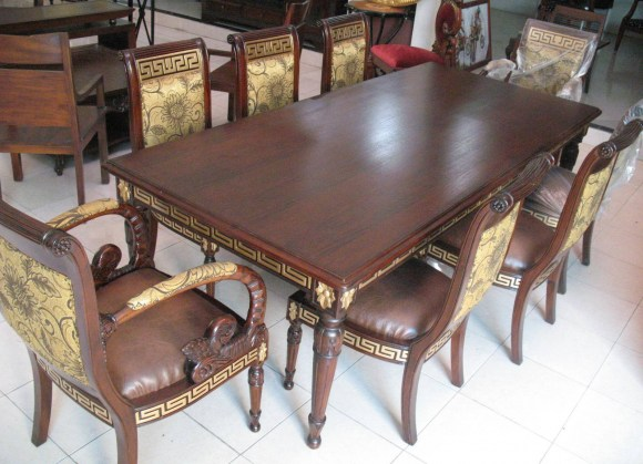 Dining table 6 seater-J63