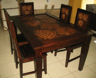 Dining table-6 seater-J1B