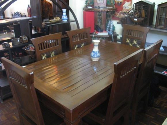 Dining table-J11E