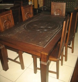 Dining table-J1C