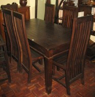Dining table-J1D