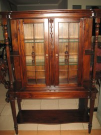 Display cabinet-F29