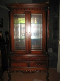 Display cabinet-F31
