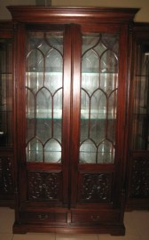 Display cabinet-F34